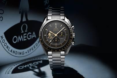 Introducing the new Omega Speedmaster Apollo 11