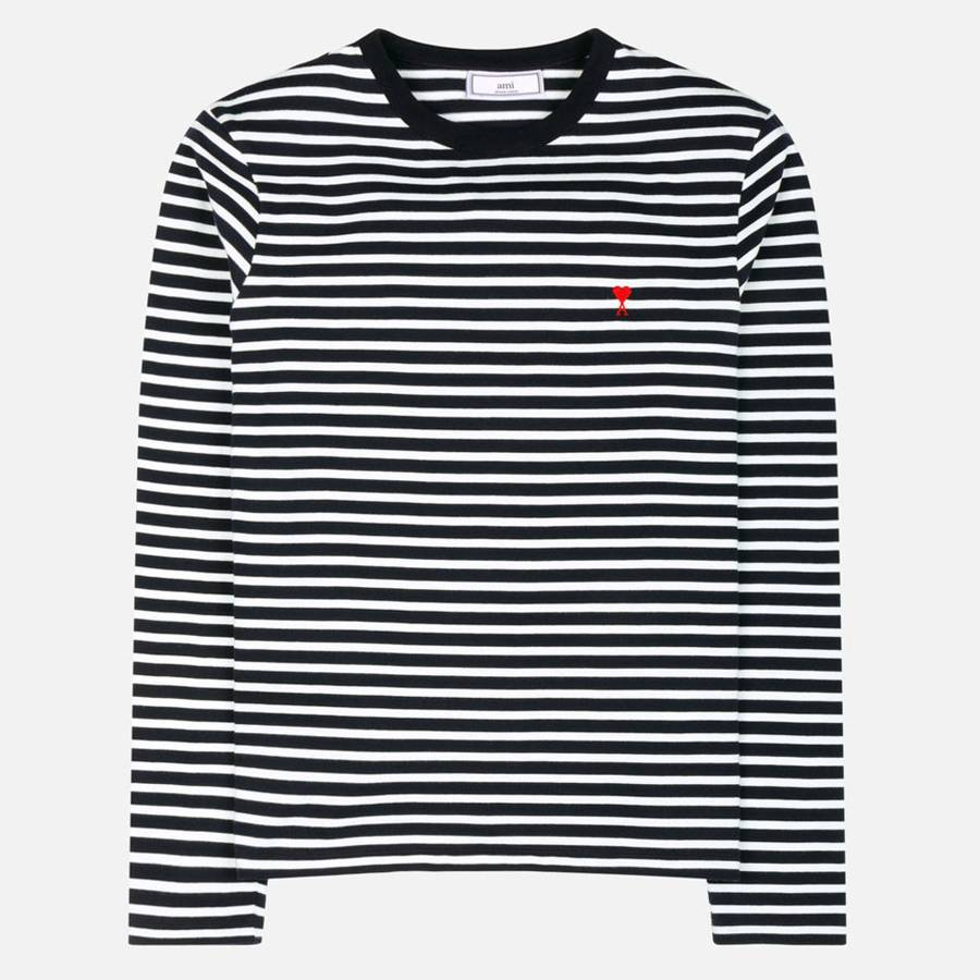 Breton stripe top mens gifts for christmas