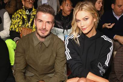 David Beckham: 'Fashion should be an option for kids no matter where they're from'