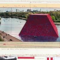 Ongoing: Christo and Jeanne-Claude: Barrels And The Mastaba 1958–2018 at Serpentine Gallery