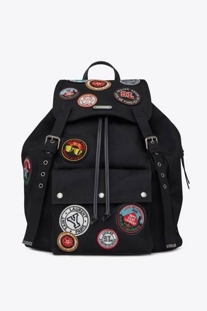 Noe Backpack by Saint Laurent