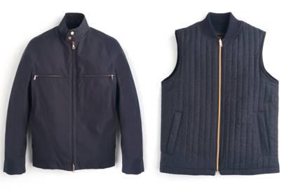 Jacket by Private White VC x Jaguar