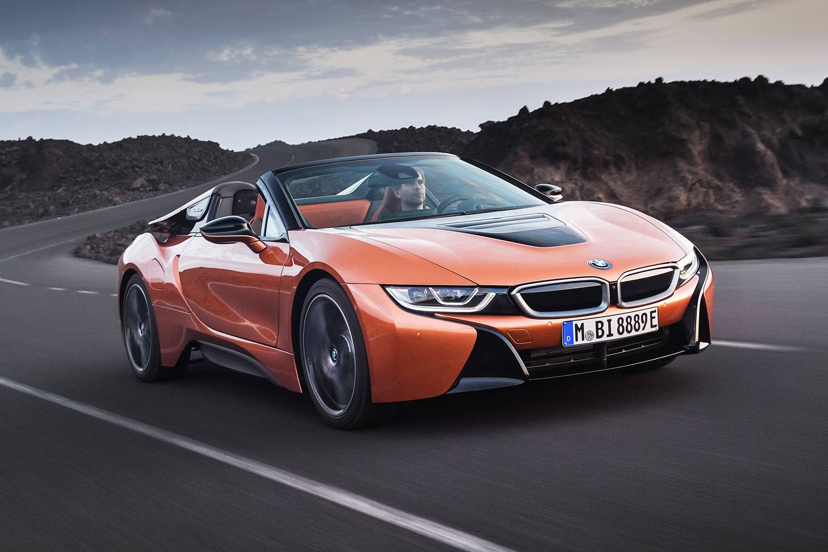 Bmw I8 Roadster Review Is This The Best Supercar Of All British Gq