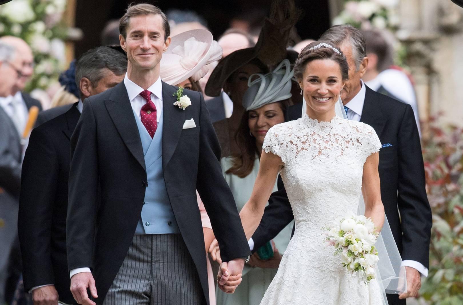 9f47d7965e9ed Giving traditional wedding morning dress a twist | British GQ