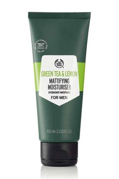 Green Tea and Lemon Mattifying Moisturiser by The Body Shop