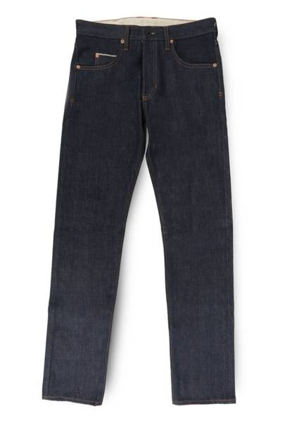 Oliver Sweeney x Billiam selvedge jeans