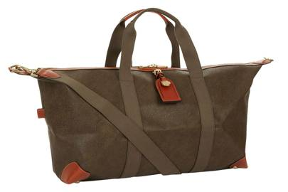 Scotchgrain Clipper holdall by Mulberry