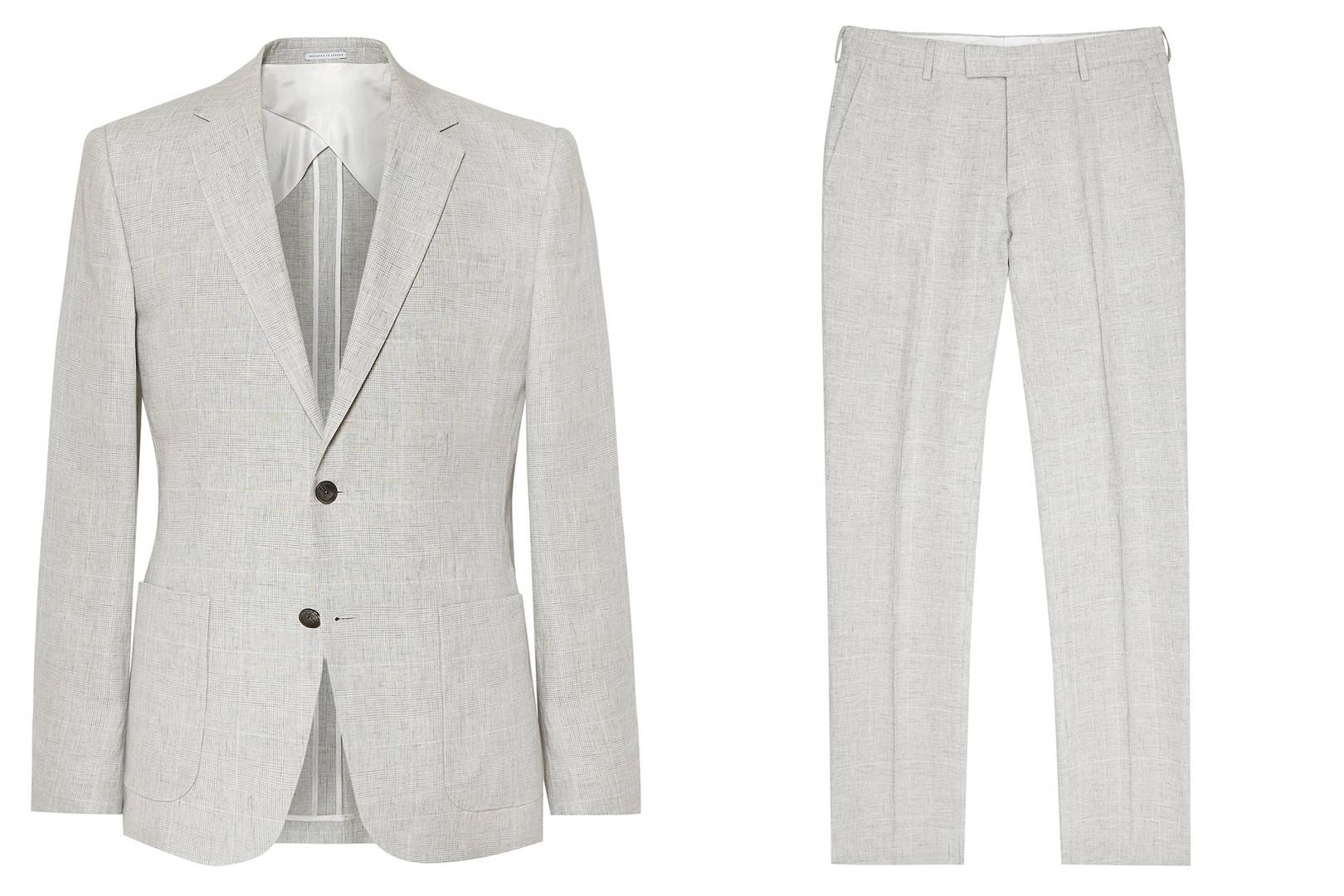 e81546a7d The best linen suits for men | British GQ