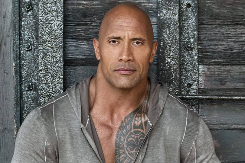 The Rock For President 2020 British Gq