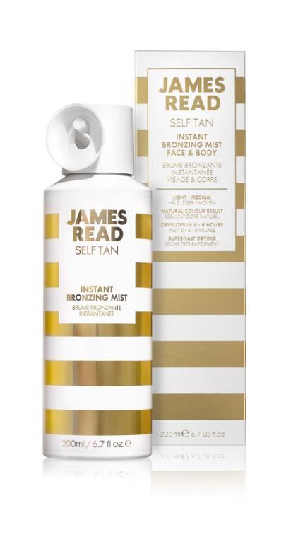 James Read Instant Bronzing Mist