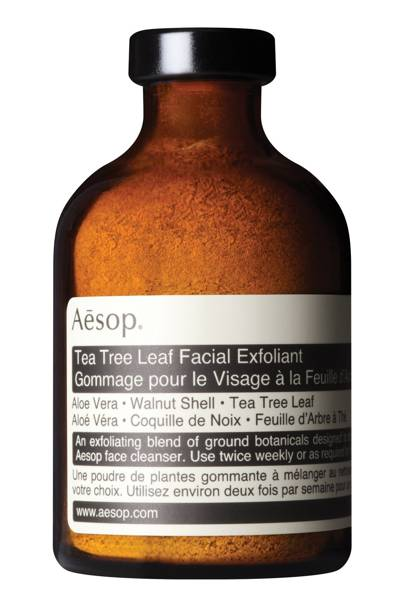 Best scrub for oily skin