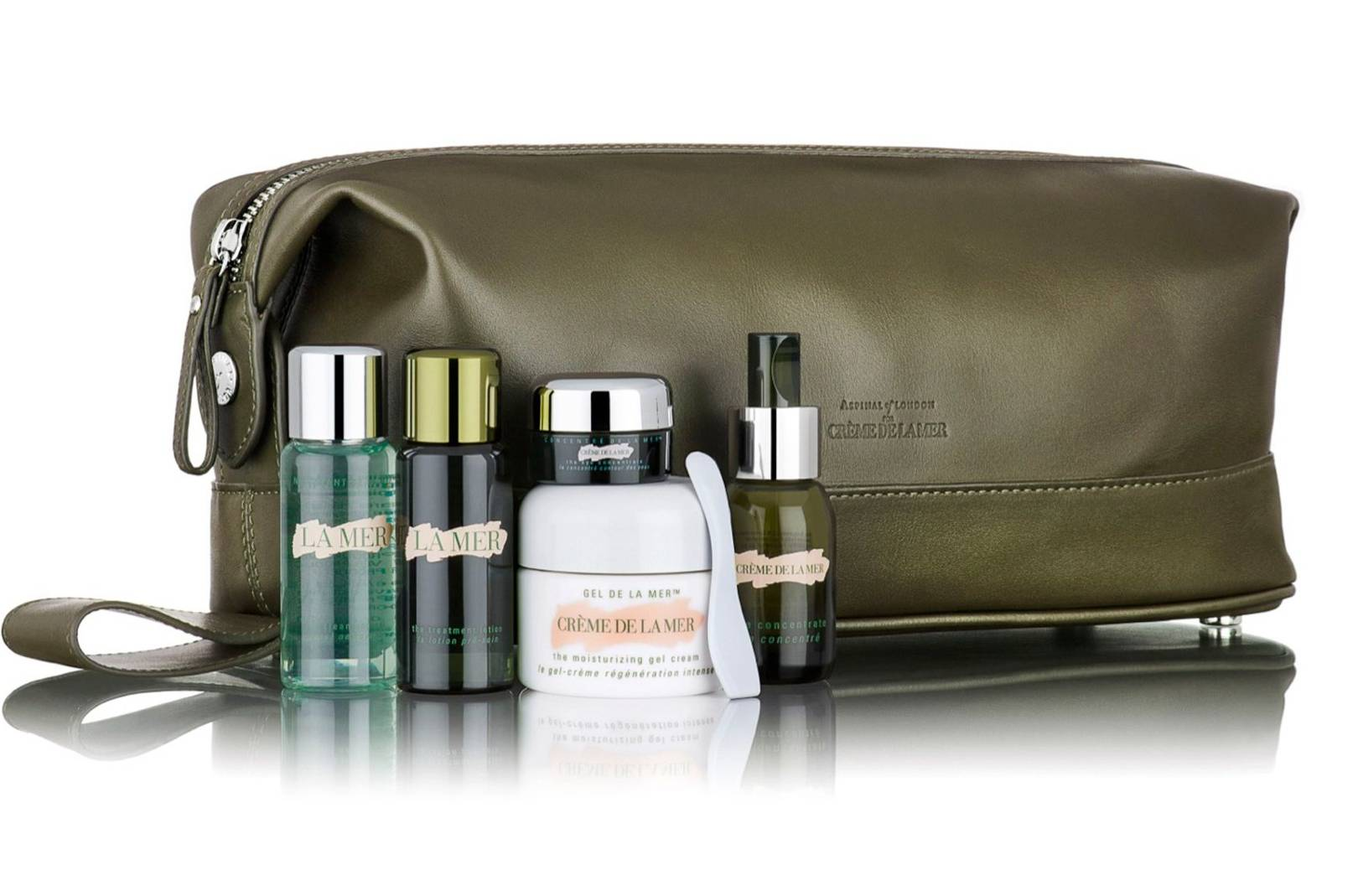 Creme De La Mer And Aspinal Just Created The Most Luxurious Travel 100ml Kit On Planet British Gq