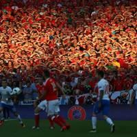 Russia v Wales – Group B: UEFA Euro 2016