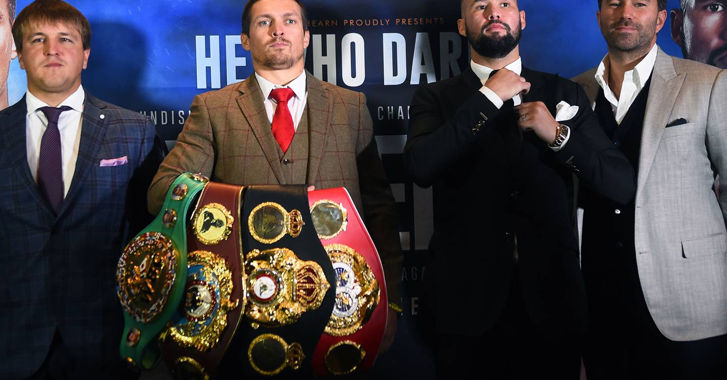 Usyk vs Bellew: betting tips and best odds