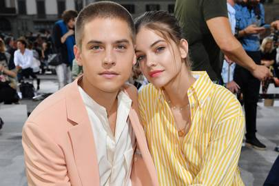 Take note, Dylan Sprouse and Barbara Palvin have won summer tag team dressing