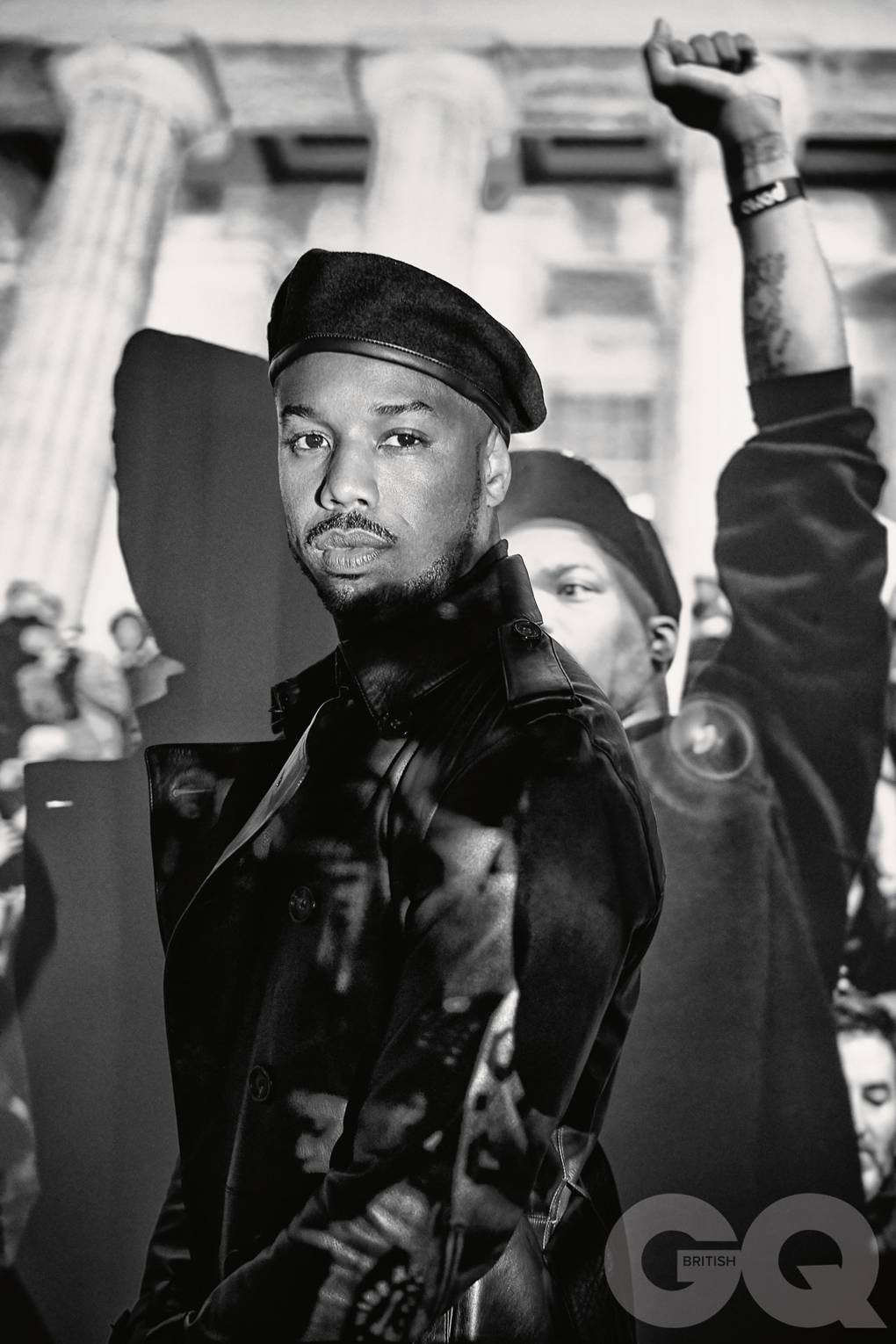 fe2977d5ea2 Michael B Jordan on Black Panther   We re giving black people power ...