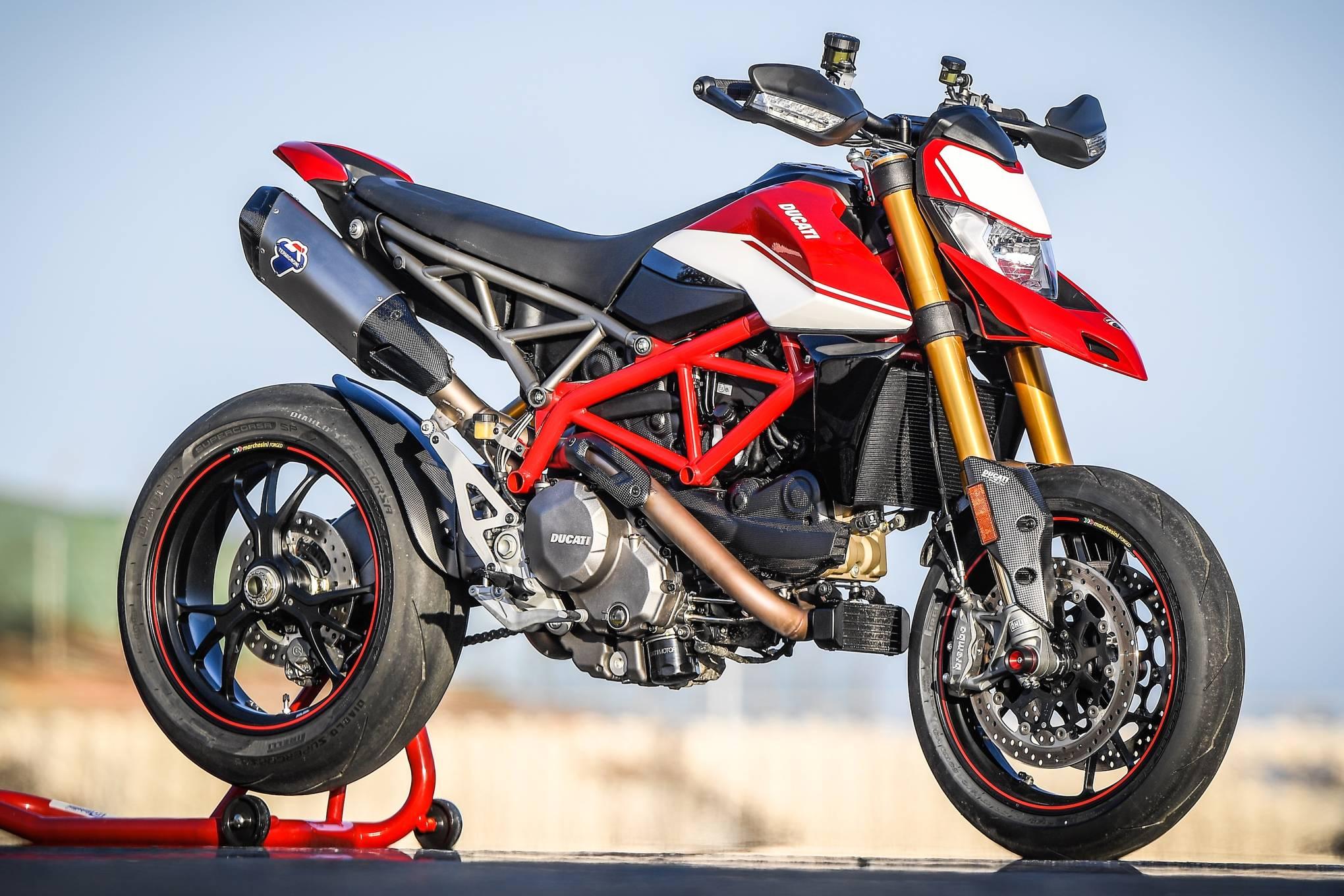 Ducati Hypermotard 950 Review British Gq