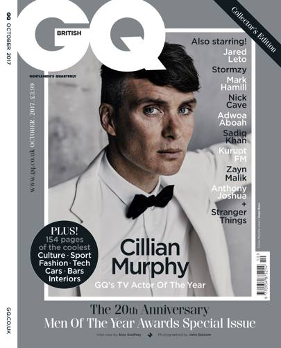 TV Actor Of The Year: Cillian Murphy