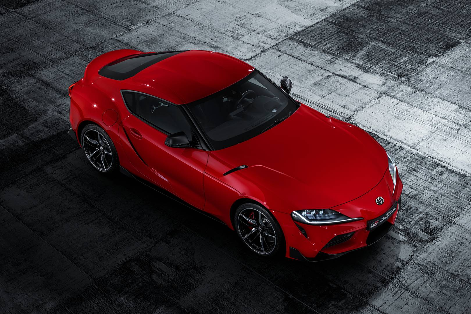 New Toyota Supra  faster and more furious  5a0971636729