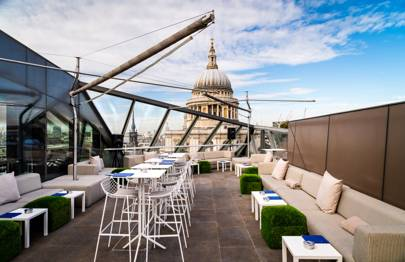 Rooftop Bars London From Radio Rooftop Bar To Dalston Roof Gardens British Gq
