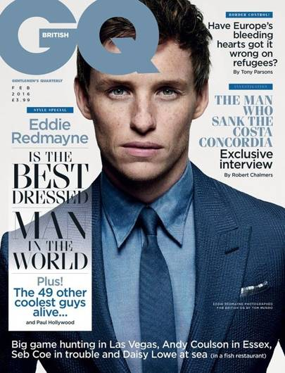 GQ magazine October 2017 Harrison Ford 60th Anniversay Sealed New