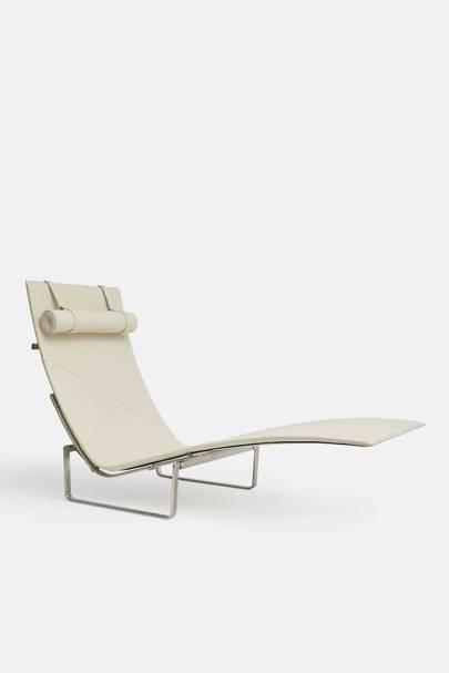 Fritz Hansen PK24 Chaise Lounge
