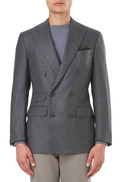 Thom Sweeney 'Curzon' double-breasted blazer