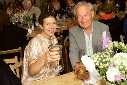Hilary Cottam and Simon Schama