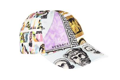 Cap by Versace