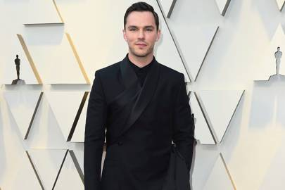 Exclusive: The making of Nicholas Hoult's Dior Oscars suit