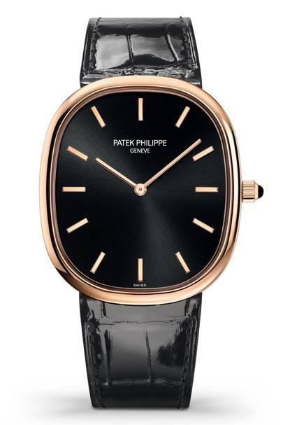 Patek Philippe Golden Ellipse in rose gold