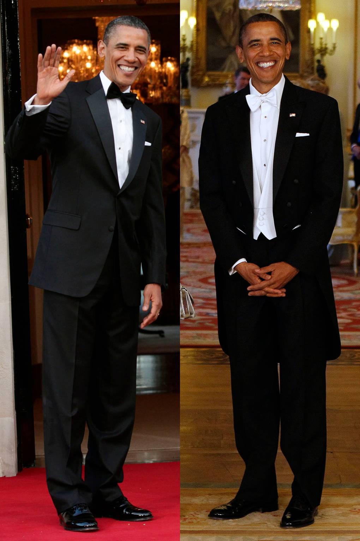 15bf1df07e1 White tie dress code explained