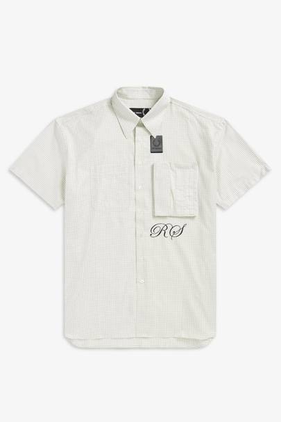 Shirt by Fred Perry x Raf Simons