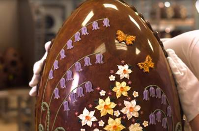Betty's Imperial Easter Egg