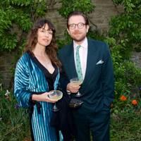 Leanne Dimant and Dan Llywelyn Hal