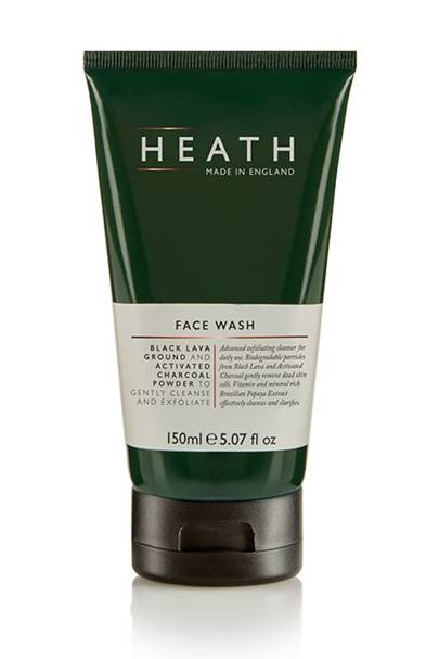 Face wash by Heath