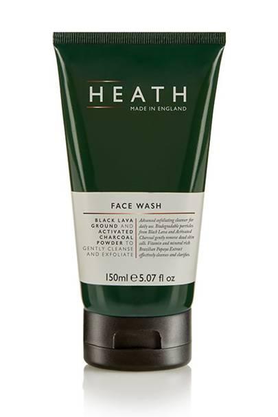 Face wash by Heath