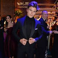 'Avoid shaving lines in your hair' – Oliver Cheshire, model