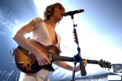 2007: Johnny Borrell