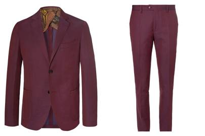 Suit by Etro