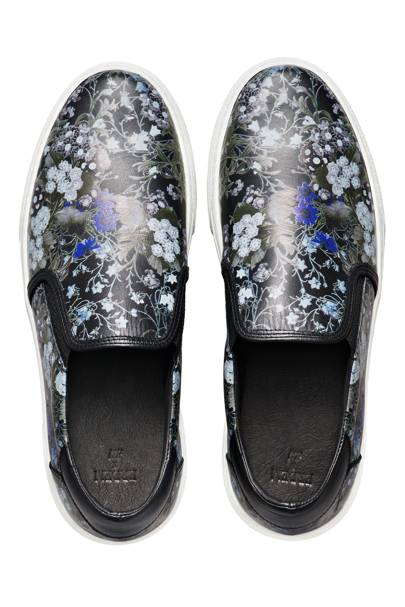Slip-on trainers by Erdem x H&M
