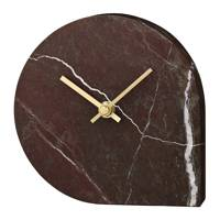 Stilla Marble Clock by AYTM