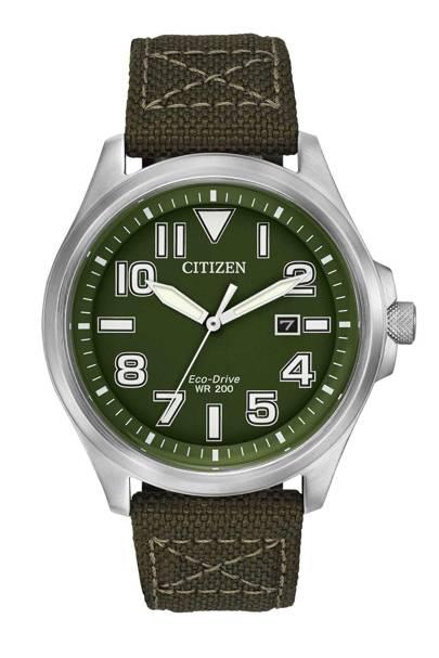 Citizen 'Military Eco-Drive'