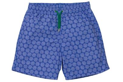 Blue Sea Urchin trunks by Bunks