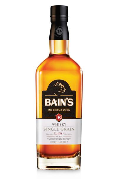 Cape Mountain Whisky by Bain's