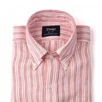 Drake's linen shirt