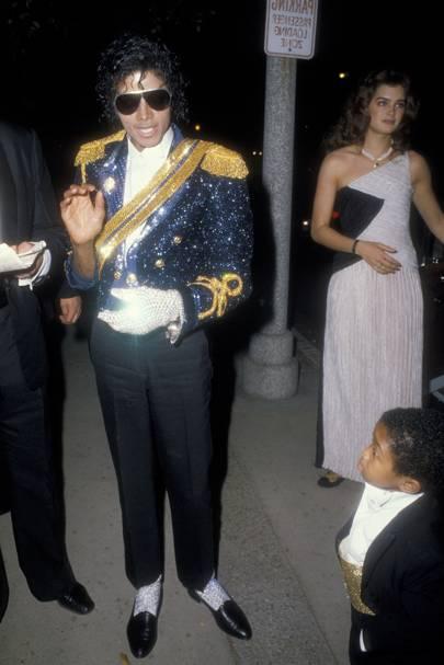 1984: Michael Jackson