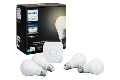 Best smart lightbulb: Philips Hue