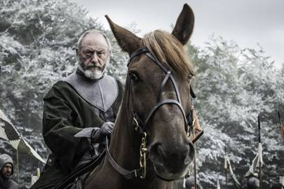 Ser Davos Seaworth – likely to survive