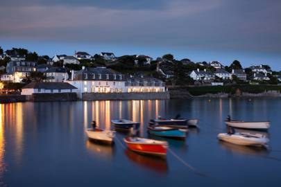 Idleness Is Not A Sin At The Idle Rocks St Mawes